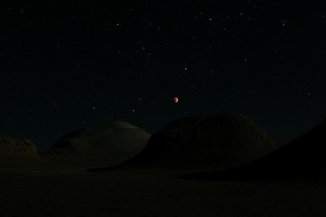 mars-woestijn