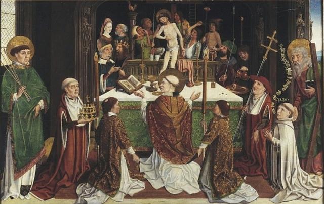 gregoriusmis catharijneconvent