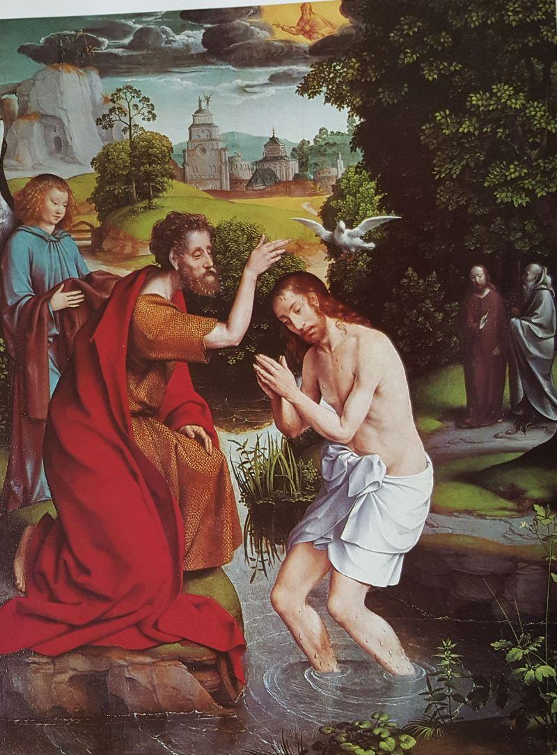 De geboorte van Johannes de Doper | De kwintencirkel
