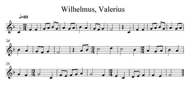 wilhelmus-valerius