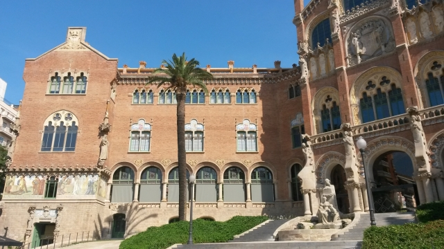 barcelona-ziekenhuis