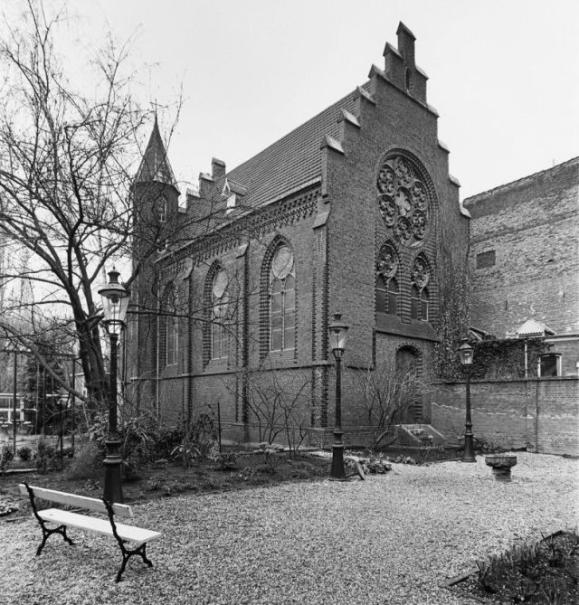 klooster augustinessen