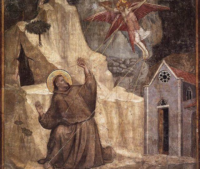 800px-Giotto_-_Sankt_Franciskus_stigmatisering-800x675