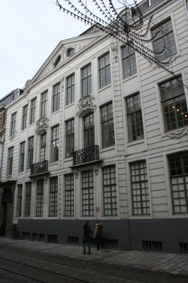 Museum A. Vander Haeghen-voorkant_0