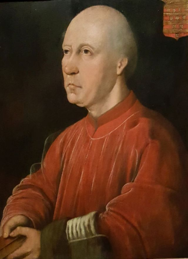 portret kanunnik