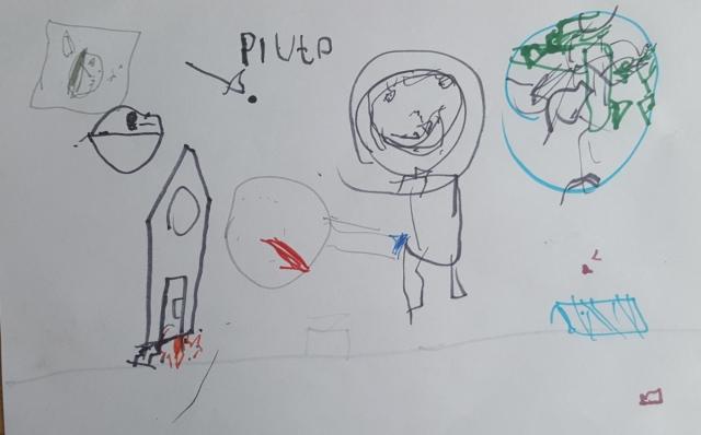 tekening-maan