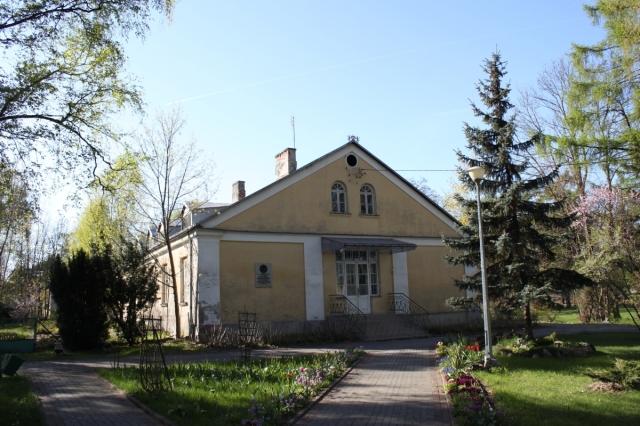 hospitaal Polen dood Ciurlionis