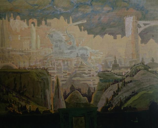 schilderij1909-ridder