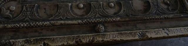 altaar detail