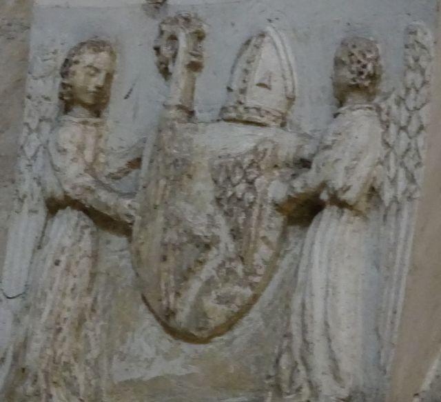 relief engelen sernin