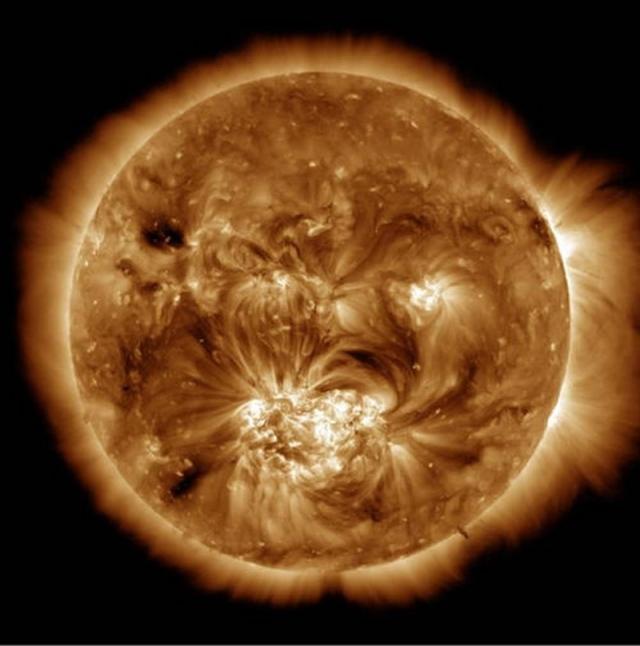 zon met corona